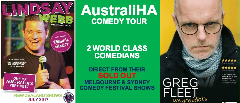 AustraliHA Comedy Tour