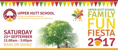 Upper Hutt School's Family Fun Fiesta