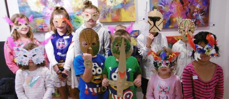 Children's School Holiday Art Workshops