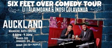 Six Feet Over Comedy Tour