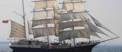 Day Sail: Largest Operating Wooden Ship In the World!