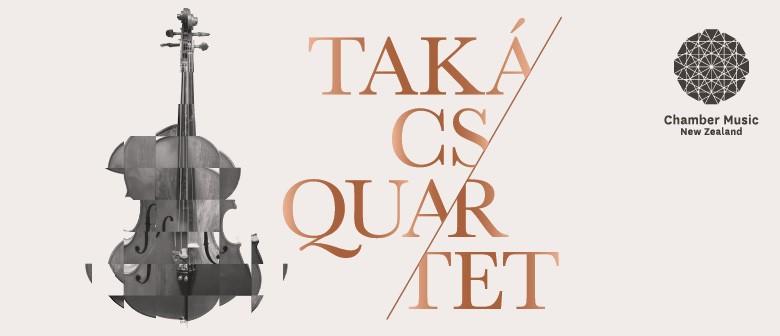 CMNZ: Takács Quartet