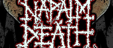 Napalm Death, Brujeria and Lockup