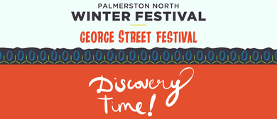 Discovery Time At the Winter Festival