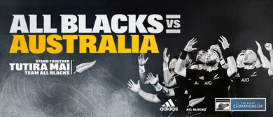 All Blacks VS Australia