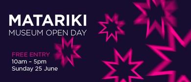 Matariki - Museum Open Day