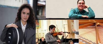 Lunchtime Concert - Classical Trio
