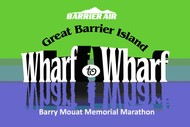 Great Barrier Island Wharf 2 Wharf Marathon