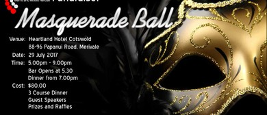 Christchurch Men's and Mixed Masquerade Ball