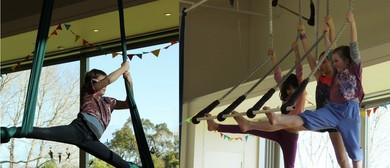 Holiday Programme: Circus Arts 8+ Years