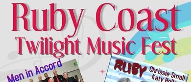 Ruby Coast Twilight Music Festival