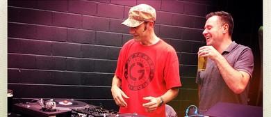 95bFM DJs Dubhead and Stinky Jim