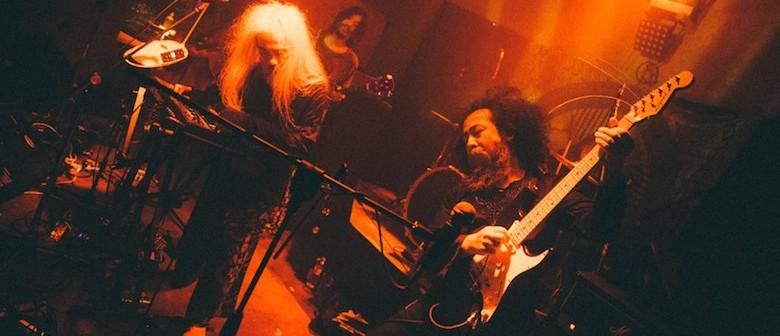 Audio Foundation: Acid Mothers Temple (WLGTN)