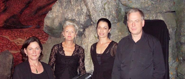 Mulled Wine Concert - IOTA Piano Quintet