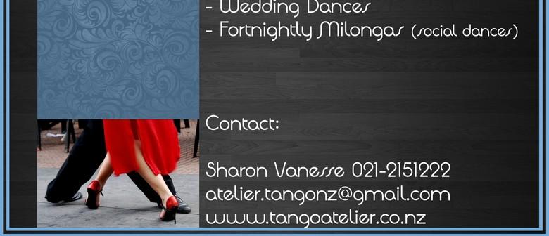 Tango Class/Lesson - Improvers