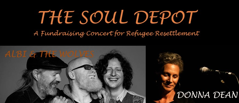 The Soul Depot - A Fundraiser for Refugees