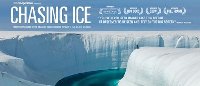 Mountain Film Festival - Chasing Ice