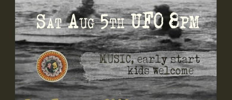 Bill Direen Vinyl Launch Party