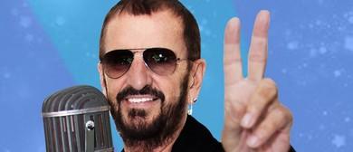 Peace & Love From Masterton Happy Birthday Ringo