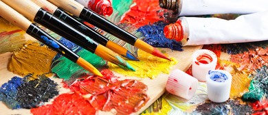 Painting 101# Being Yourself with Jo Bain (JBA1)