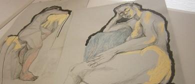 Life Drawing With Alan Croggon (ACA1)