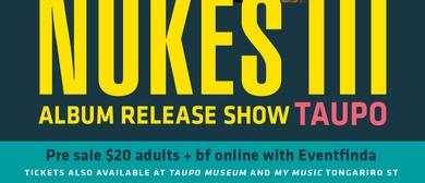 The Nukes III Album Release Show