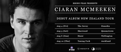 Ciaran McMeeken Album Release NZ Tour