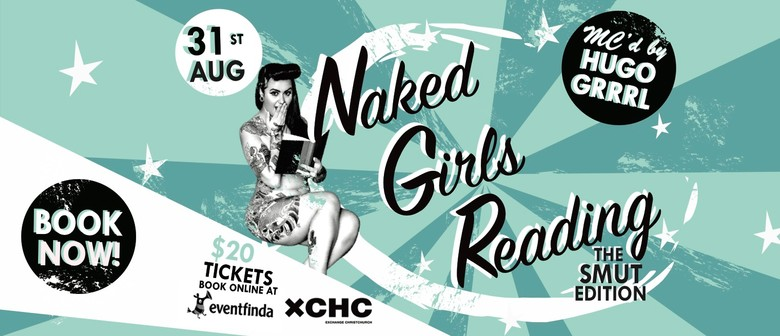 Naked Girls Reading CHCH: The Smut Edition