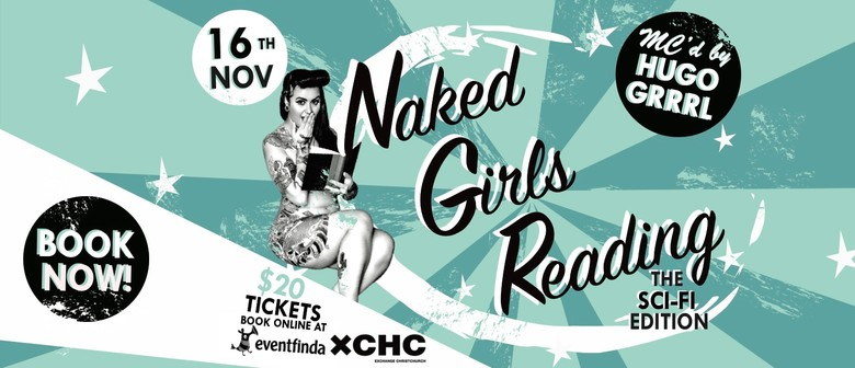Naked Girls Reading CHCH: The Sci-Fi Edition!