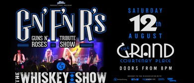 Guns N Roses Tribute GNFNRS with The Whiskey Show