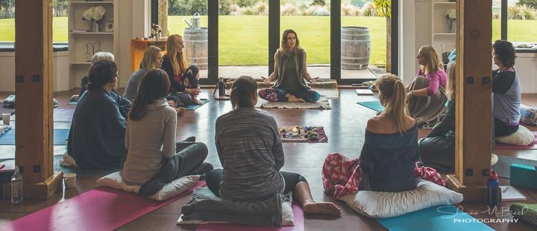 The Great Emptying Out: Sisterhood - Women's Yoga Retreat