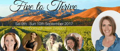 Five to Thrive Yoga Retreat