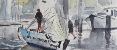 Studio One Toi Tū - Impressionistic Watercolour Workshop
