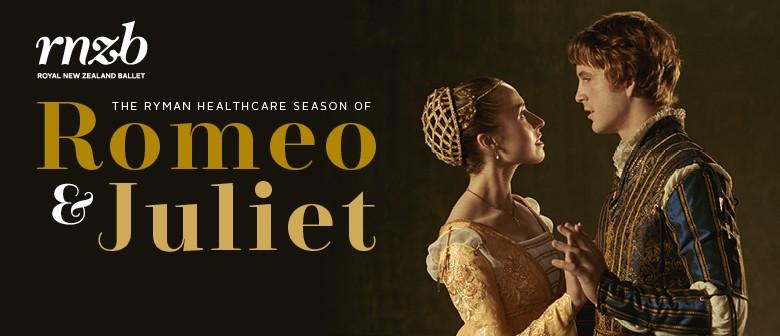 The Ryman Healthcare Season of Romeo and Juliet
