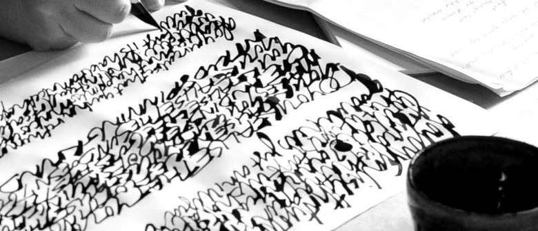 Studio One Toi Tū - Experimental Calligraphy