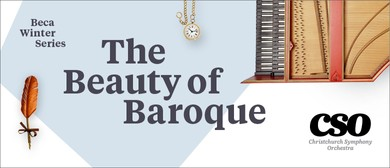 Beca Winter Series: The Beauty of Baroque