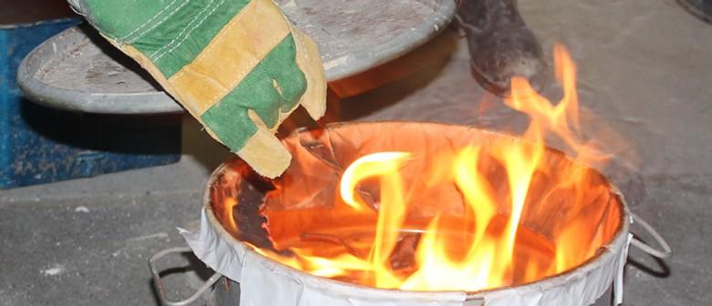 Studio One Toi Tū - Raku Pottery With Local Clays