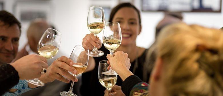 Celebration Dinner: Lebanese Feast and Private Wine Tasting