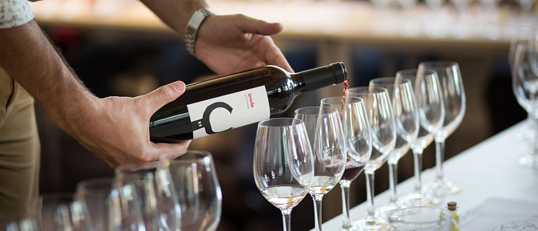 General Admission - Wine Tasting & Cooking Demonstrations