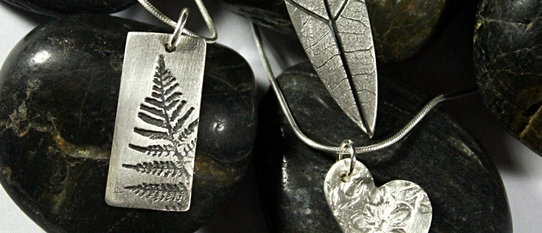 Taster Workshop - Pure Silver Jewellery With Silver Clay