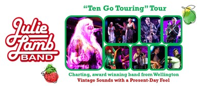 Julie Lamb Band - Ten Go Touring Tour
