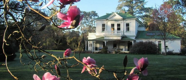 Gwavas Garden, House & Puahanui Bush Tour: SOLD OUT