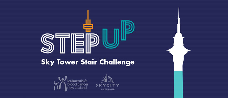 Step Up Sky Tower Stair Challenge