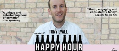 Tony Lyall - The Return of Happy Hour