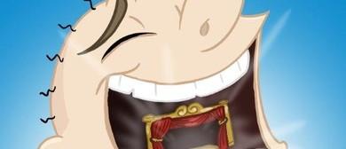 Tiny Theatre - Big Laughs
