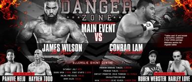 Danger Zone Professional Heavyweight Boxing