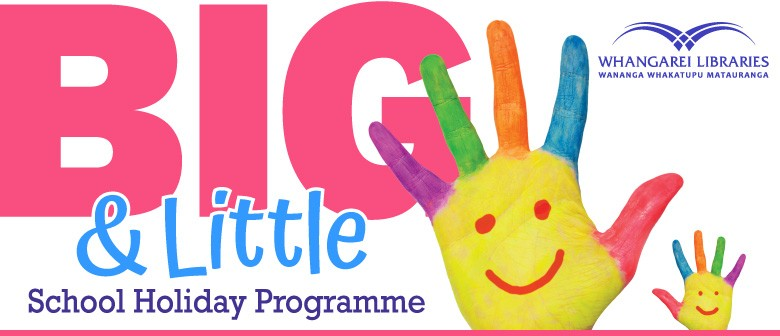 Big and Little School Holiday Programme