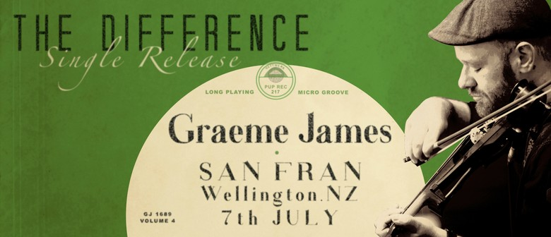 Graeme James 'The Difference' Single Release Party