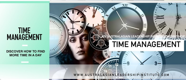 Time Management: Find More Time In Your Day