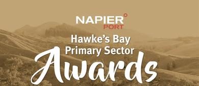 Napier Port HB Primary Sector Awards Dinner